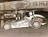 Vintage nance sprint car chassis
