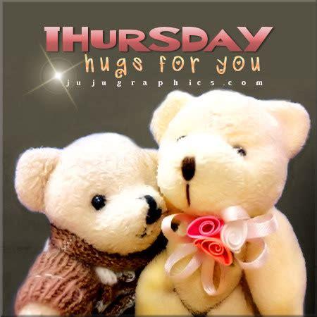 thursday hugs   graphics quotes comments images