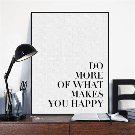 minimalist black white motivational typography quotes art