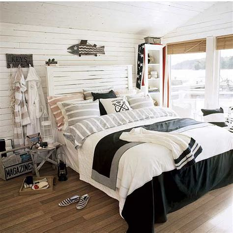 Beach Theme Bedding  Interior Designing Ideas