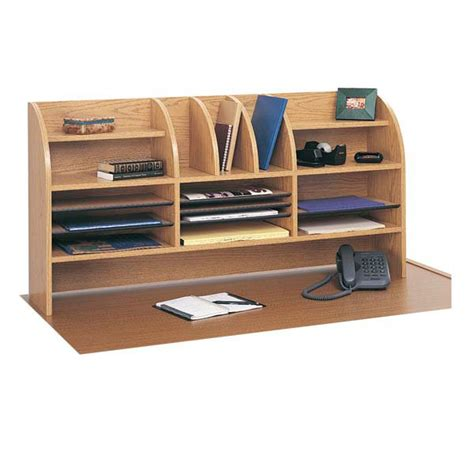 top of desk storage wood desk organizers randy gregory design how to make