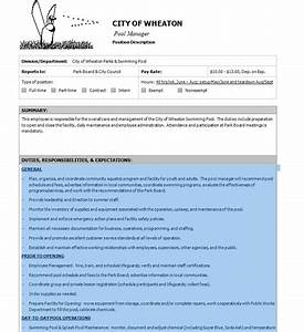 swimming pool maintenance contract print in pdf and word With pool service contract template