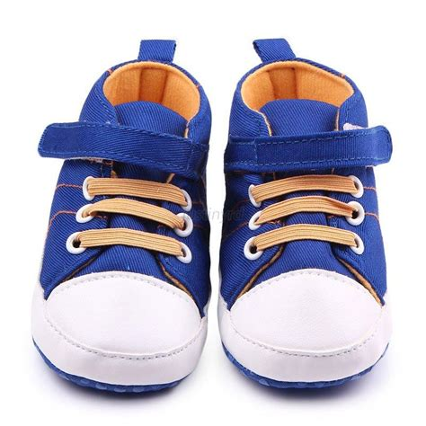 crib shoes boy infant baby boy soft sole crib shoes sneakers