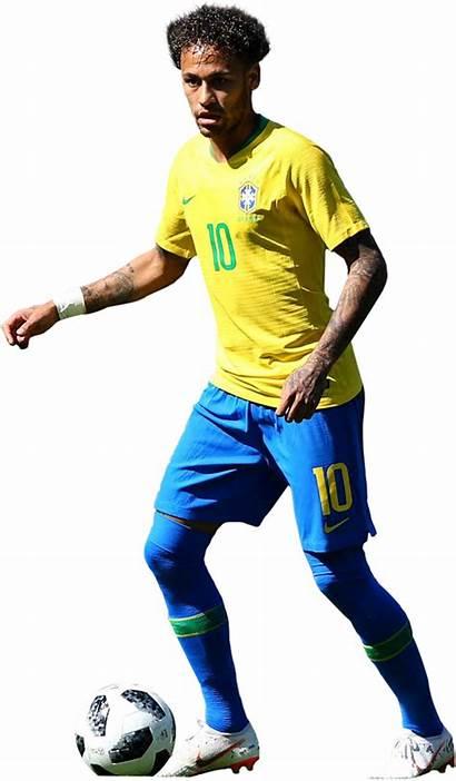 Neymar Brazil Jr Transparent Football July Footyrenders