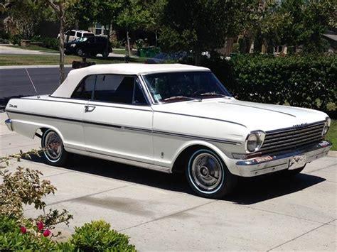 Classifieds For 1962 Chevrolet Nova