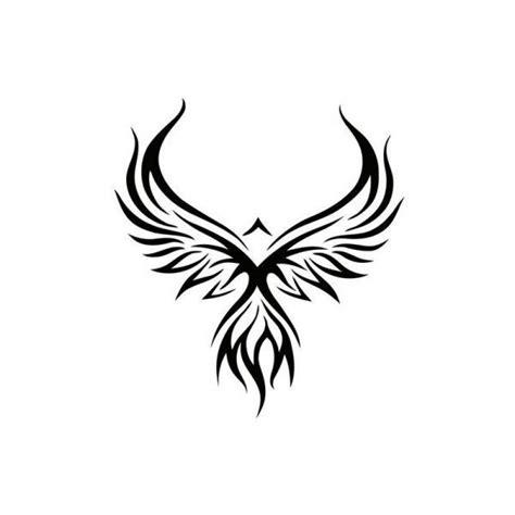 pochoir tattoo phoenix pochoirs tatouage tatouage
