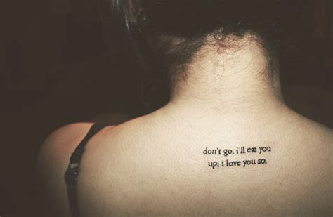tattoos change tattoo quotes tumblr