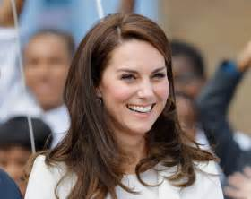 earrings all the way up kate middleton just debuted shorter hair and we 39 re all