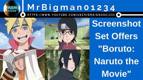 Naruto The Movie Screenshot