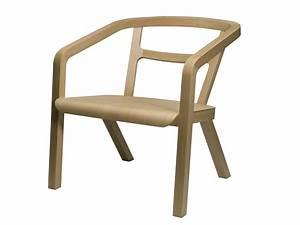 Chaise En Bois : chaise en bois avec accoudoirs eno by covo design mikko ~ Melissatoandfro.com Idées de Décoration
