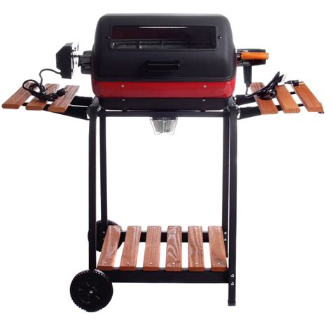 deck shade options meco electric grill on cart with rotisserie and fold