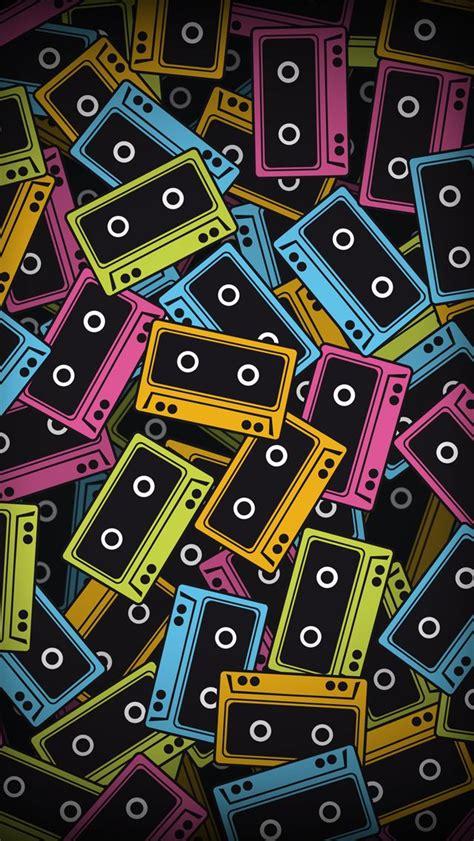 audio tapes iphone  wallpaper httpwww