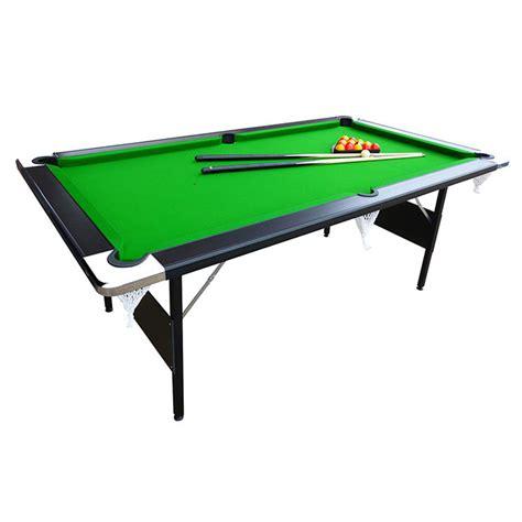 7ft Folding Pool Table Snooker Shop