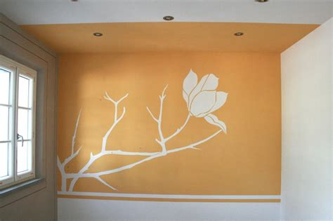 Colori Pitture Per Interni by Pitture Murali Colori