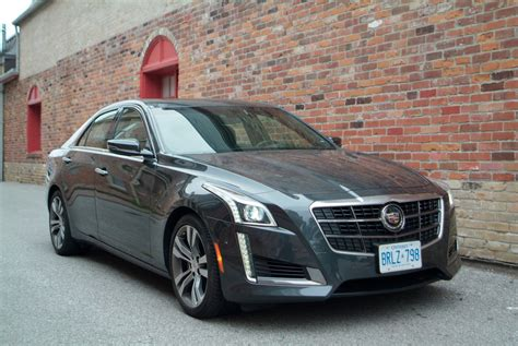 2014 Cts V by 2014 Cadillac Cts V Sport Review Cars Photos Test