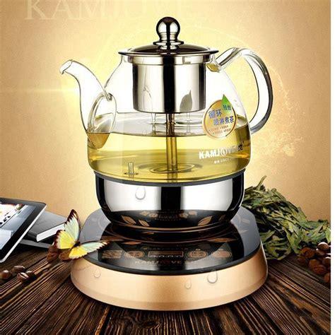 shipping kamjove   electric teapot  boiled tea electric tea kettle machine automatic