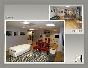 Dentist, Office, Remodel, Before, And, After