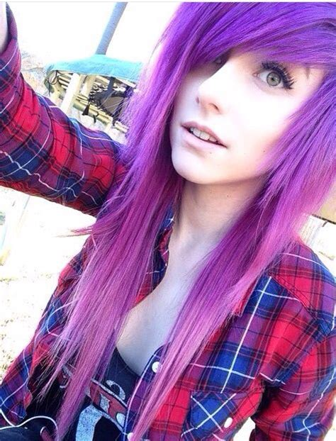 125 Best Emo Girls Images On Pinterest Emo Girls Hair