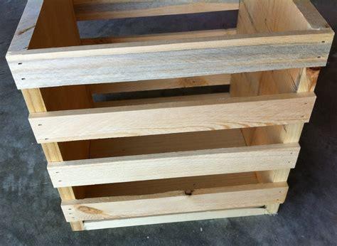 ana white wooden storage bins diy projects