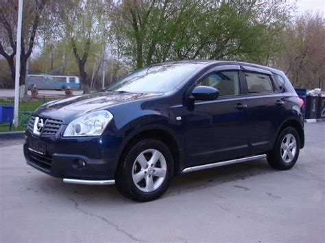 nissan 2008 car 2008 nissan qashqai photos 2 0 gasoline automatic for sale