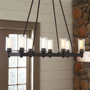 decorative canisters kitchen birch gramercy 8 light rectangular chandelier birch