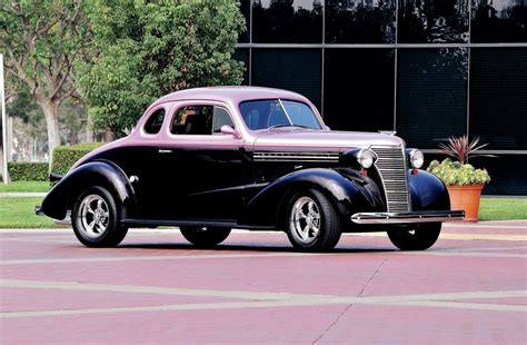 Early Iron  1938 Chevrolet Coupe  Hot Rod Network