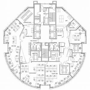 Simple Yandex Office Design by Za Bor Architects Interior ...