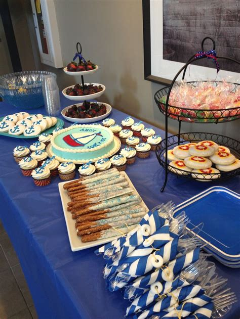 nautical baby shower food ideas 17 best ideas about nautical food on mermaid