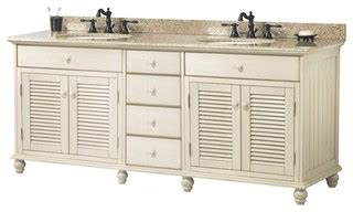 how to clear kitchen sink foremost ctaat7222d cottage 72 quot vanity set in 7222