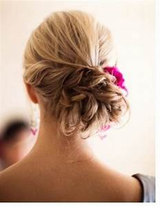 Side Hairstyles For Bridesmaids