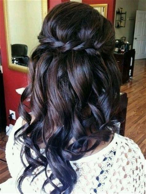 Dip Dyed Dark Brown Hair W Blue Tips ♡♡♡ Hair Styles