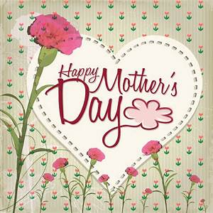 Happy Mother's Day 2013 Beautiful Cards, Vector Images ...