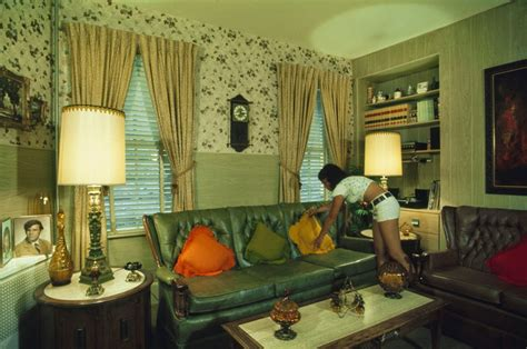 Home Decor 1980s : 30 Incredible Photographs That Capture 1970s America's