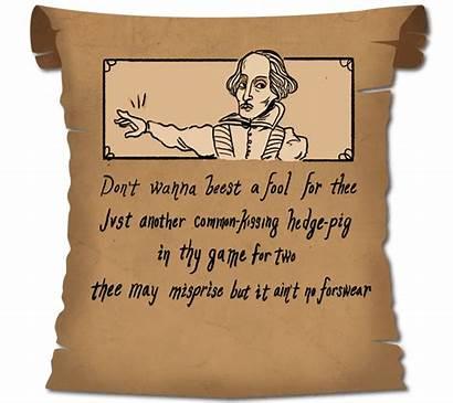 Shakespeare Lyrics Nsync Mashable Sync Thou Written