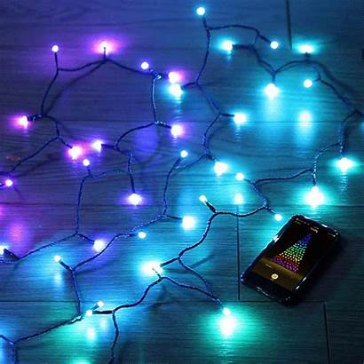 Lights String Twinkly App Controlled Holiday Twinkle