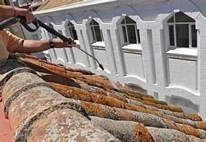 Prix Au M2 Peinture : prix nettoyage toiture tarifs au m2 d 39 un professionnel ~ Dallasstarsshop.com Idées de Décoration