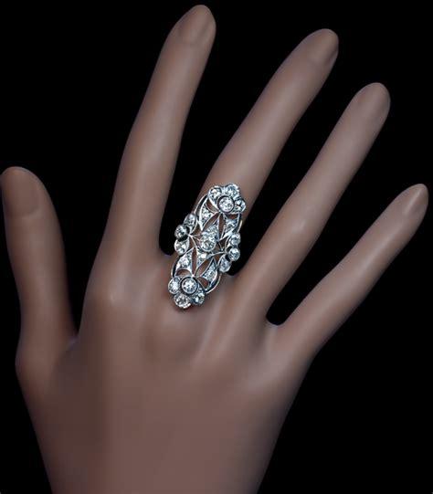 Vintage Long Finger Rings  French Openwork Diamond Ring. Carat Tw Rings. Jmu Rings. Dirt Bike Wedding Rings. Married Couple Engagement Rings. Teal Wedding Rings. Black Stone Engagement Rings. 4ct Wedding Rings. Double Strand Engagement Rings
