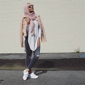 Instagram | dressed up Sneakers | Pinterest | Instagram Hijab outfit and Muslim fashion