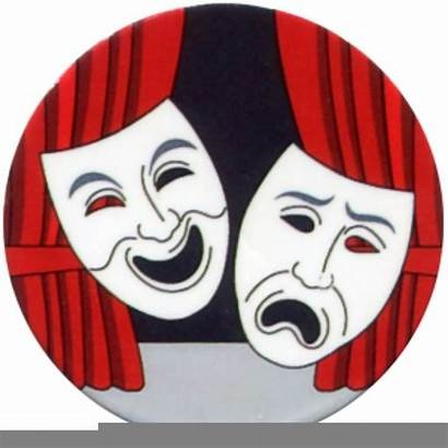 Clipart Comedy Drama Masks Clip Clker Rating