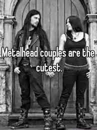 Untitled | via Tumblr | Metalhead Couples | Pinterest ...