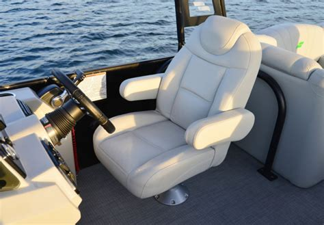 Captain Chairs For Pontoon Boats by Starcraft Sls 5 Sport Review Boat