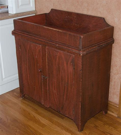 what is a dry sink paint decorated 19th century dry sink from asgoodasold on