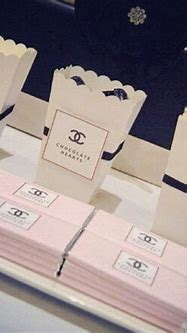 1000+ images about Sweet 16 Chanel Theme on Pinterest