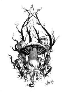 38 Best Evil Tattoo Outlines images | Tattoo outline, Evil tattoos, Tattoos