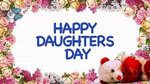 Happy Daughter's Day | Funzoa Mimi Teddy Wishes All Girls ...