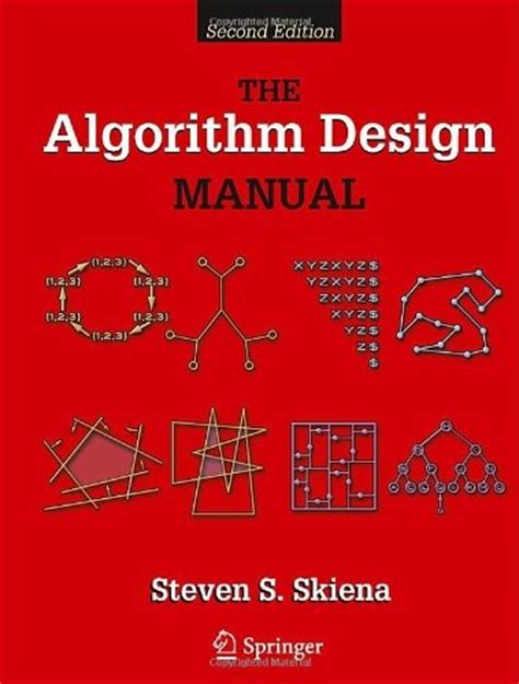 the algorithm design manual the algorithm design manual recomended products