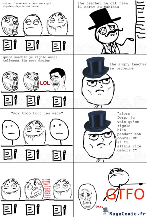 Vire Memes - vir 233 du cours rage guy fffffuuuuuuuu rage comics francais troll face