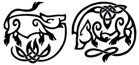 Celtic Boars By Admyrrek On Deviantart