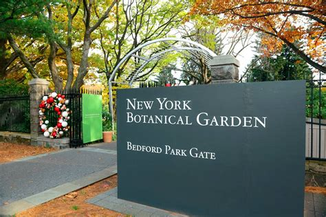 Botanischer Garten New York by New York Botanical Garden New York City Ruebarue