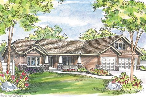 Home Plans Craftsman by Craftsman House Plans Grayson 30 305 Associated Designs
